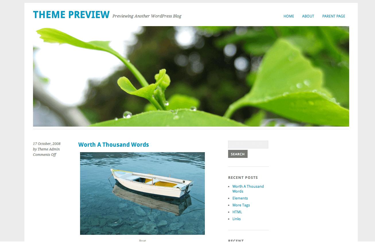Yoko WordPress themes