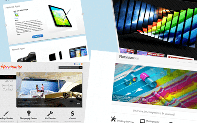 Lees de blog: 15 gratis, mooie Wordpress themes die je nog niet hebt gezien