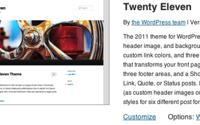 Lees de blog: Wordpress 3.4 Beta 2