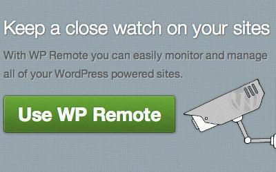 Lees de blog: WP Remote gebruiken om meerdere WordPress websites te beheren