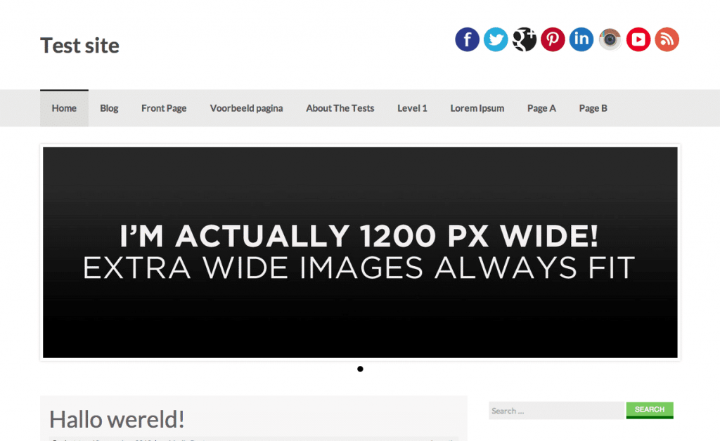 Coller gratis WordPress themes 2013