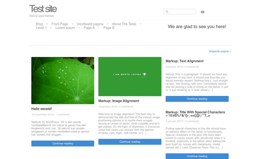 Phoenix gratis WordPress themes 2013