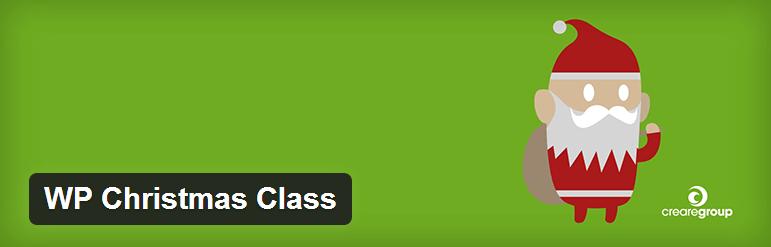 WordPress › Support » WP Christmas Class