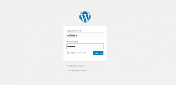 Lees de blog: 5 Tips om je WordPress admin te beveiligen