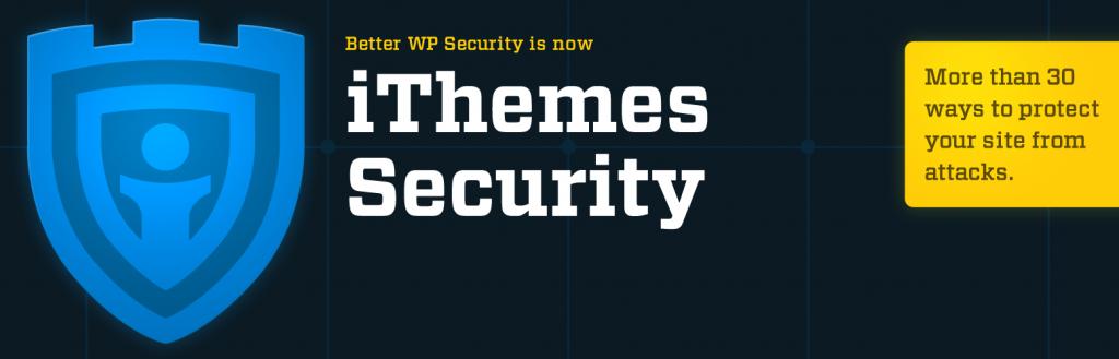 iThemes Security plugin