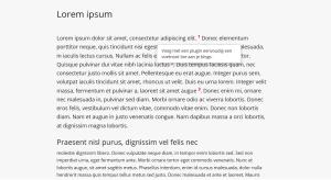 Voeg voetnoten toe in WordPress