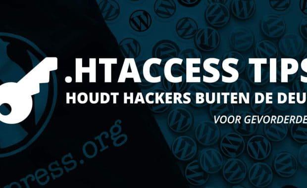 7 .htaccess tips voor WordPress