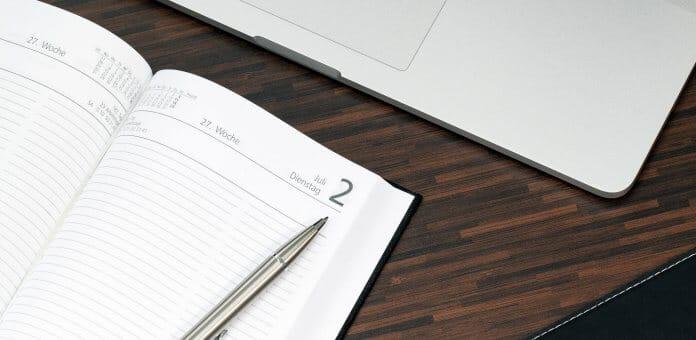 Lees de blog: Berichten inplannen in WordPress