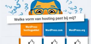 Welke vorm van hosting past bij mij?