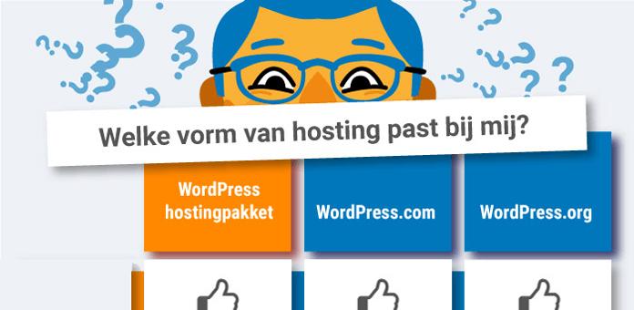 Kies de beste manier om je WordPress website online te zetten