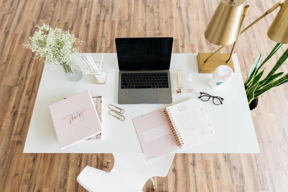 Je thuiswerkplek inrichten: 6 praktische tips - WP-Hulp